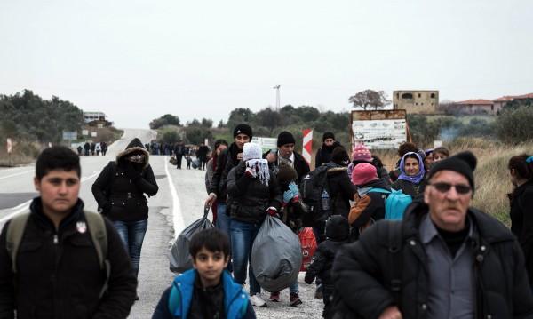 Икономическото влияние на бежанците в Европа