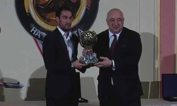 Ивелин Попов стана футболист №1 за 2015 г.