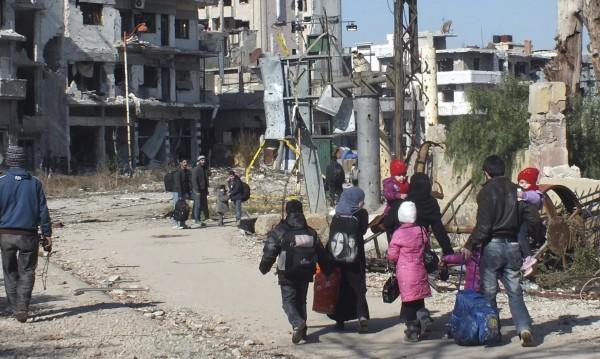 Още 16 души са починали от глад в сирийския град Мадая