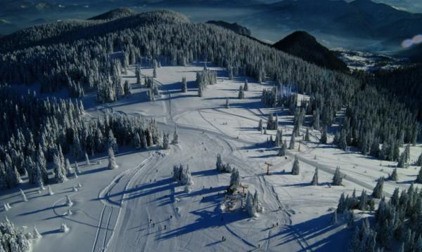 Инфаркт покоси мъж на ски писта над Благоевград