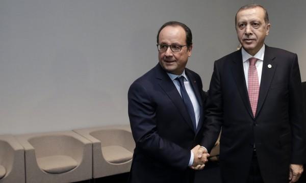 Турция върза ръцете на ЕС и то по негово желание