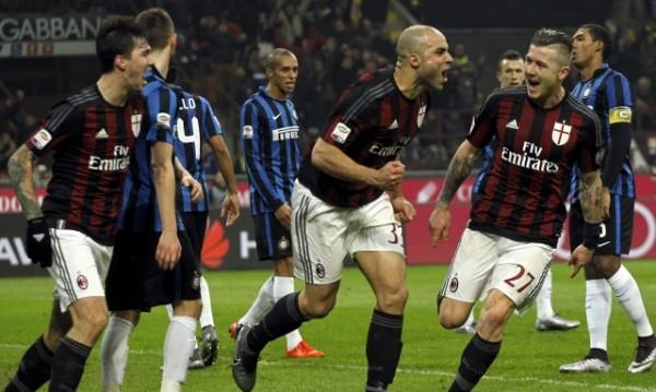 Милан с класика над Интер, отказа ги от титлата