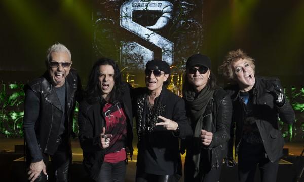 Scorpions чества 50-годишен юбилей и в България