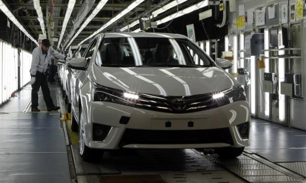Toyota излиза в желязна ваканция