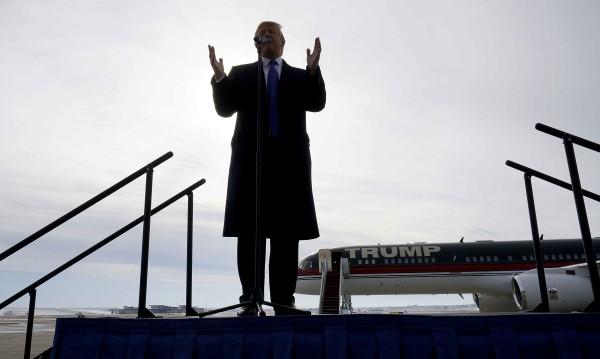 Доналд Тръмп – звезда от риалити с его XXL размер