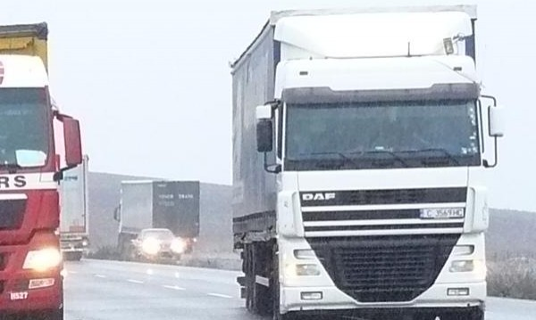 Над 10 000 лева изчезнаха от паркирал камион