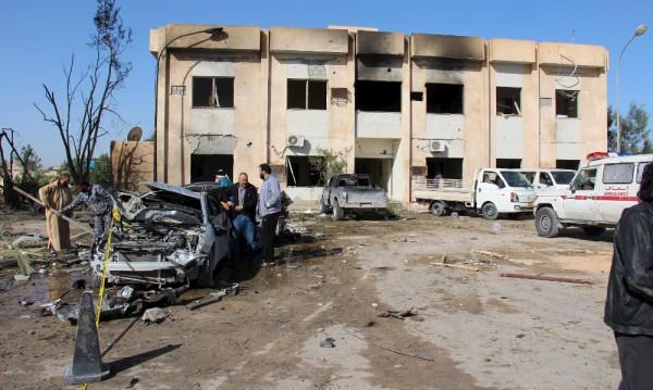 Западът може да отвори трети фронт срещу ИД в Либия