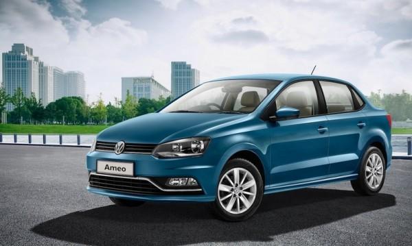 """VW представи достъпен седан """"Ameo"""""""