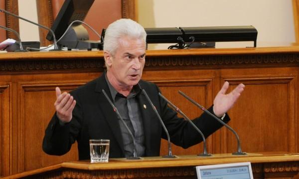 Сидеров не хареса Кунева –  кадър на ЦК-то била