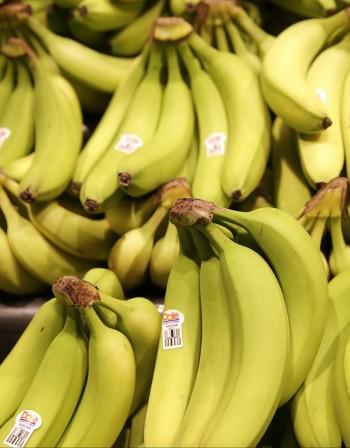 Бананите – полезни за кръвното налягане