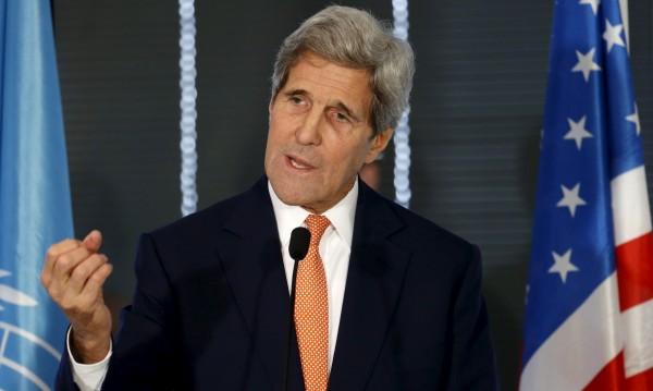 Без US войски в Близкия Изток за борба с ИД, отсече Кери