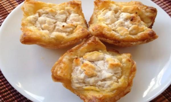 Рецептата Dnes: Тарталети със сирене Бри и орехи