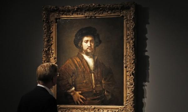 Франция и Холандия си поделиха Рембранд