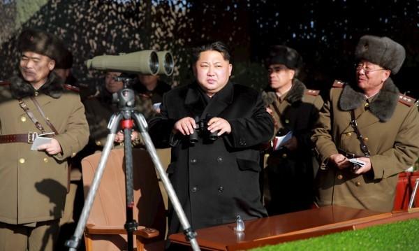 Пхенян ще изстрелва балистична ракета
