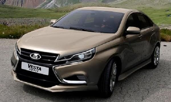 Lada не си играе, пуска спортни Vesta и XRay