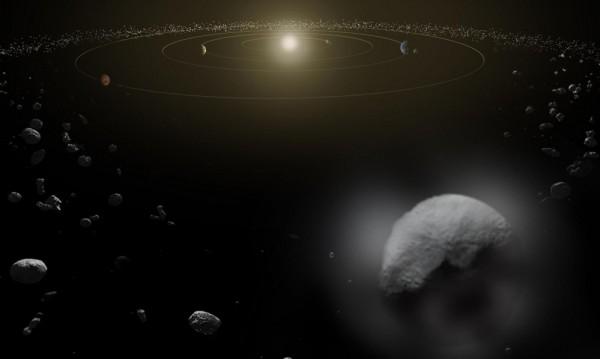 Астероид колкото челябинския метеорит ще прелети край нас