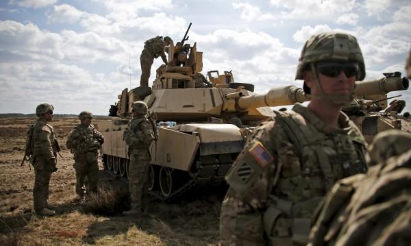 US бойци с плътно присъствие в България през годината