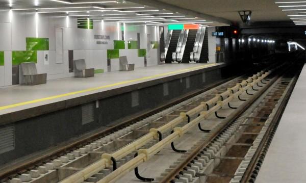 """Роми намушкаха мъж на метростанция в """"Младост"""""""