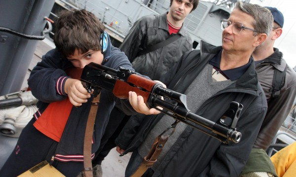Нож, спрей, пистолет... запясаване срещу бандити