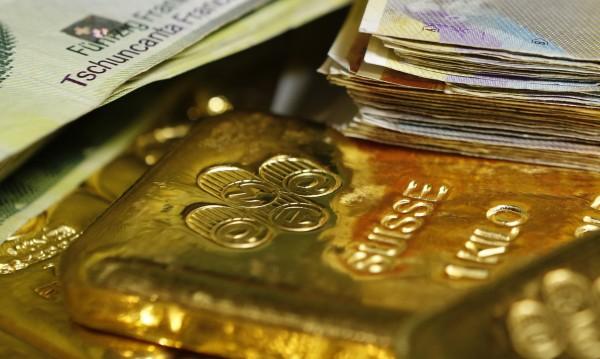 Златото поскъпна с 10% от началото на годината