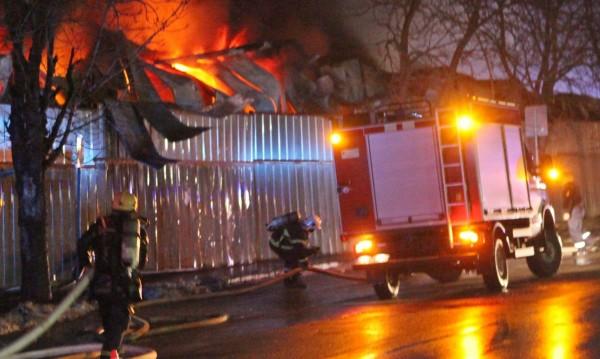 Възрастен мъж загина при пожар в монтанско село