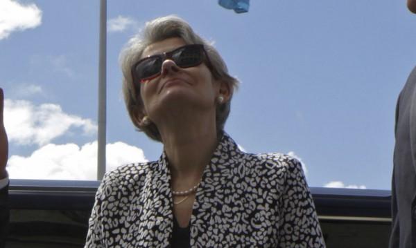 Ирина Бокова, ООН... Казваме до дни