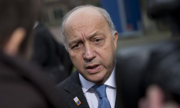 Фабиюс сдава поста на външен министър на Франция