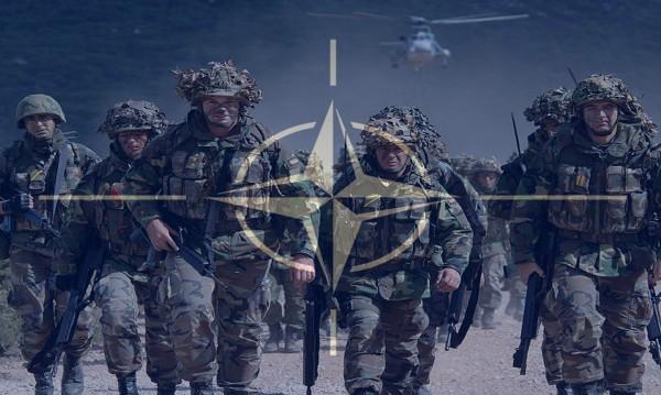 """""""Взгляд"""": НАТО с плацдарм край руските граници"""