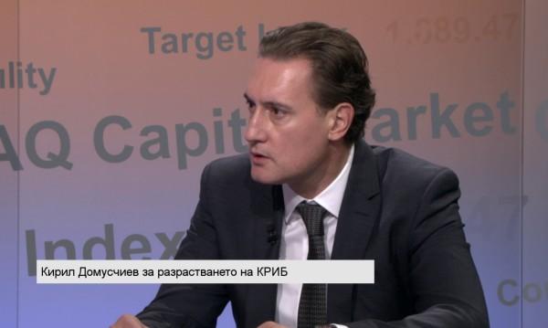 КРИБ с кабинета, но срещу искания за реформи