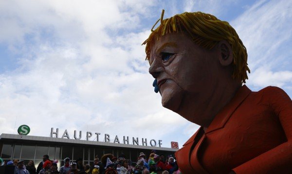 Краят на една епоха – залезът на Ангела Меркел