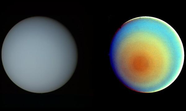 Знаете ли, че на Уран има само два сезона?