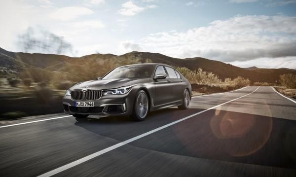 BMW показа най-бързата и луксозна 7-Series