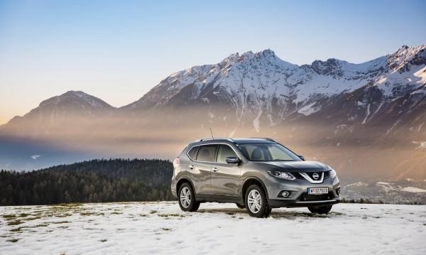 Тест на новата версия на Nissan X-Trail