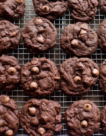 Шоколадови сладки с екстра шоколад