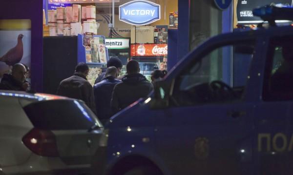 Бандит и полицаи се стреляха във Велико Търново