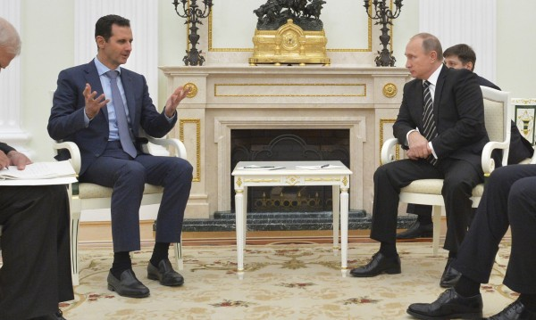 Саудитска Арабия: Русия напразно се опитва да спаси Асад