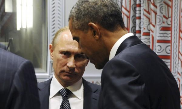 Сирия и Украйна във фокуса на разговор между Обама и Путин
