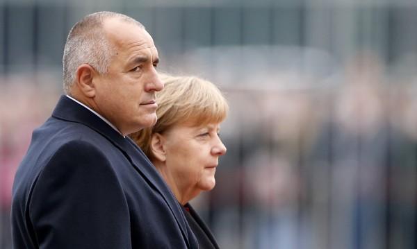 Борисов и Меркел разговаряха за бежанците