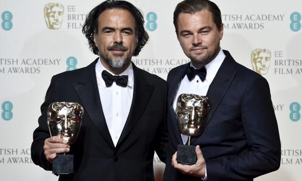 """""""Завръщането"""" триумфира и на Британските филмови награди"""