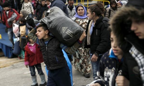 Брюксел: Затварянето на границите не е решение