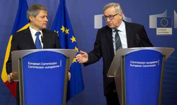 Букурещ поиска край на наблюдението от Брюксел