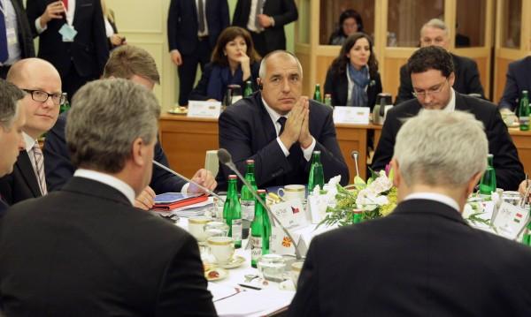 Борисов: Да се затворят всички външни граници на ЕС