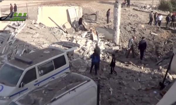 Турция: Русия е извършила военно престъпление!