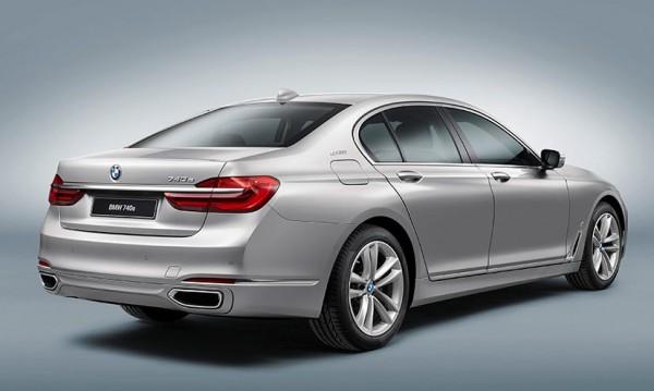 BMW пуска 7-Series с разход 2,1 л/100 км