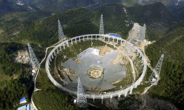 Китай разселва 9000 души заради мега телескоп