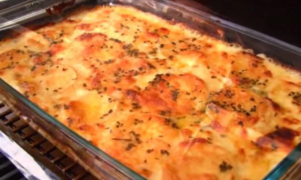 Рецептата Dnes: Картофен огретен по рецепта на Рудолф ван Веен