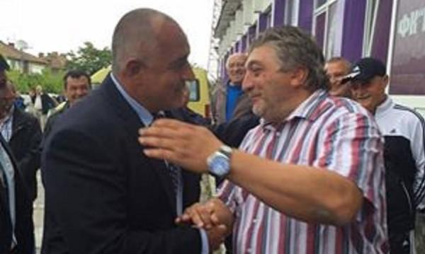 Борисов се поклони пред Туньо: Почивай в мир, приятелю!