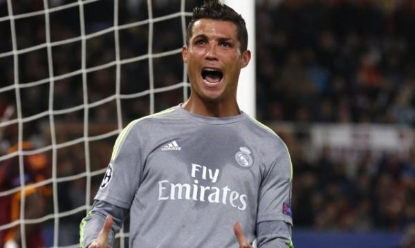 Роналдо вдъхнови Реал за бой над Рома в Рим