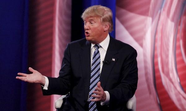"""Тръмп уважава много папата, нарече го """"чудесен тип"""""""