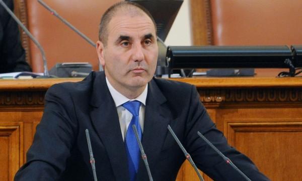 Цветанов оглави вътрешната комисия в НС